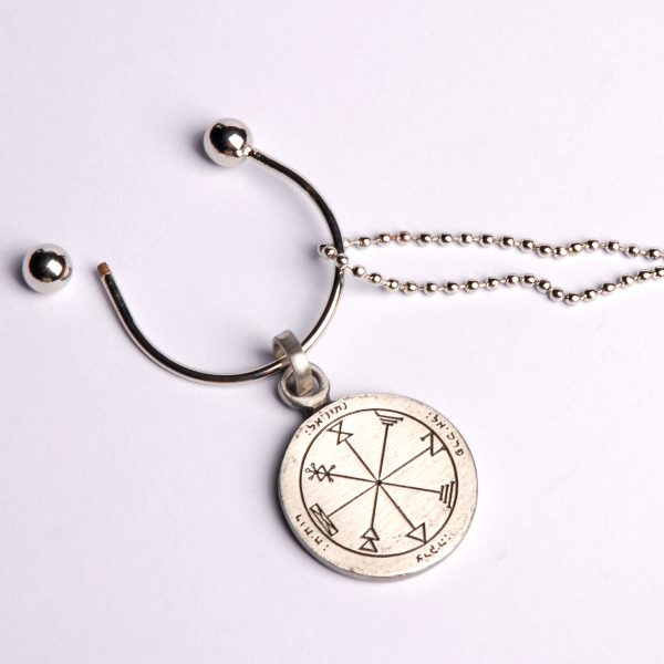 Key holder made of pewter