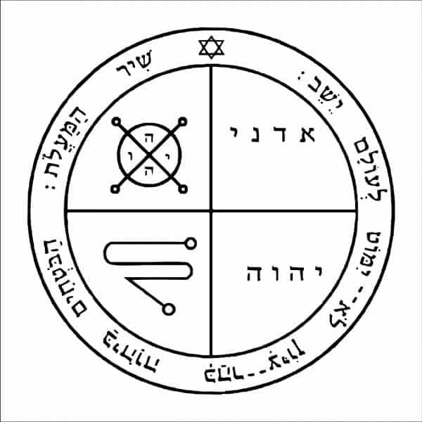 King Solomon's Evil Eye Protection Seals