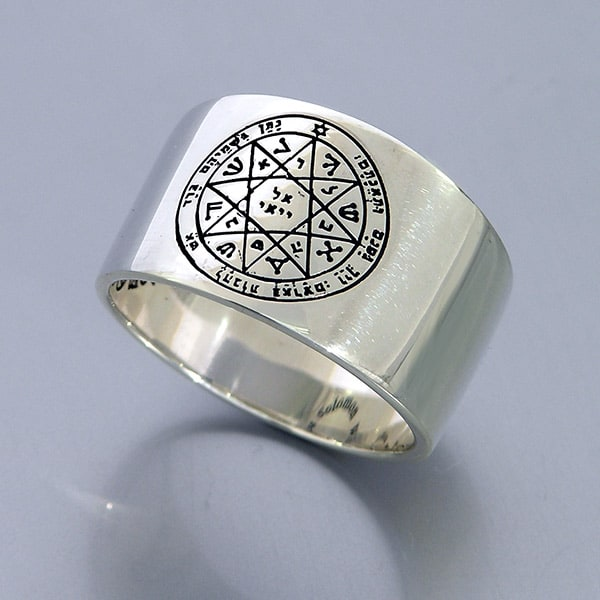 Guarding-&-Protection-Ring-silver-Seal-(925)
