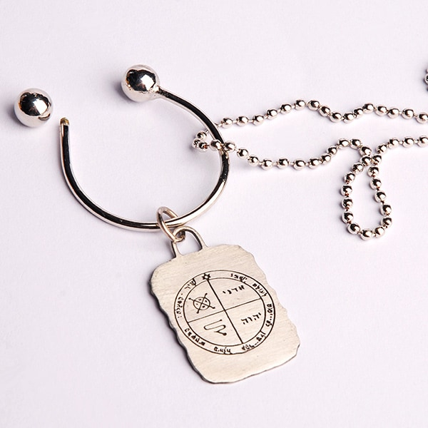 Key-holder-with-Pewter-Seal-for-Inc--Chain----Evil-Eye2