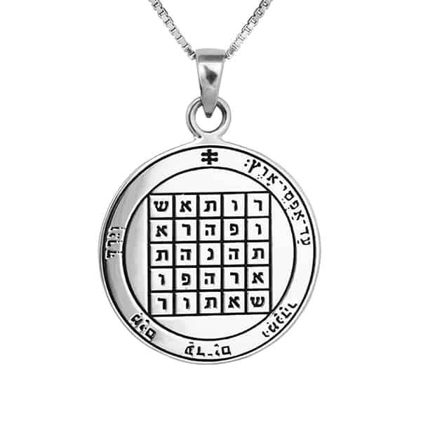 Livelihood silver Seal + chain (925)