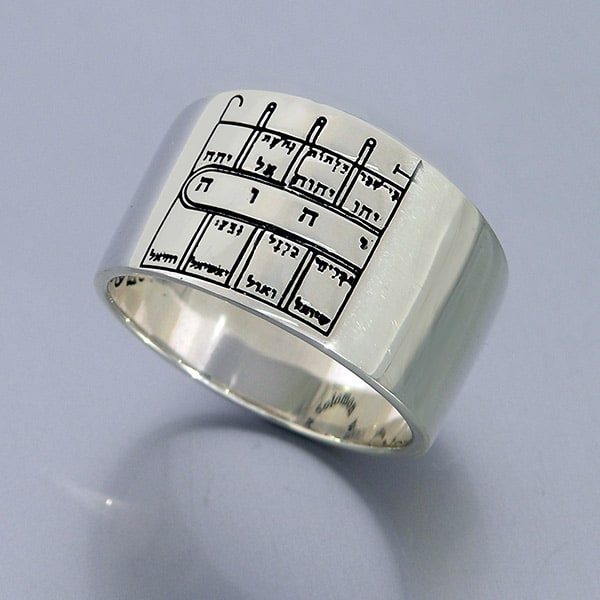 Paths-clearing-Ring-silver-Seal-(925)