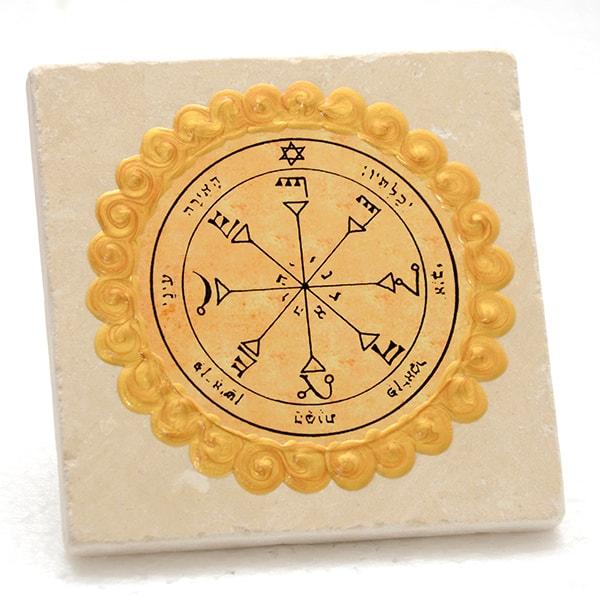 King-Solomon's-seal---Marble-Tile-36