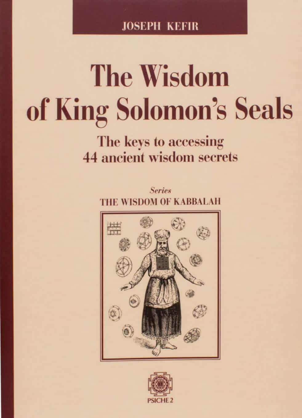 King Solomon Seals Book