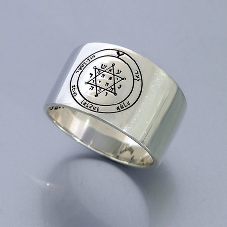 Round-Tranquility-&-Equilibrium-Ring-silver-Seal-(925)